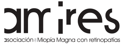 Logotipo de la asociación amires